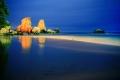 동해 추암, 새벽 바다풍경